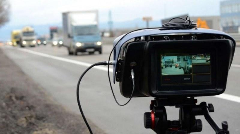 Новите супер камери на КАТ засичат рекорден брой нарушения за превишена скорост
