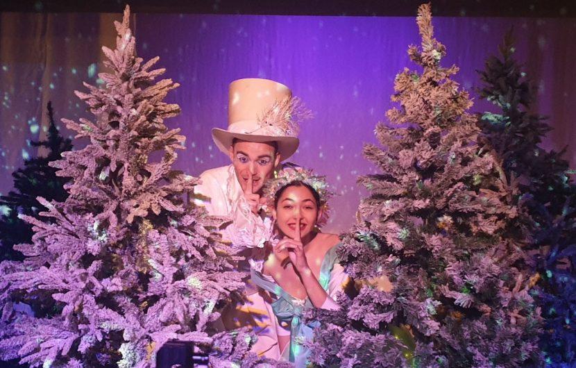 Коледна програма на Куклен театър-Варна