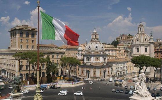 Италия ще е червена зона по празниците