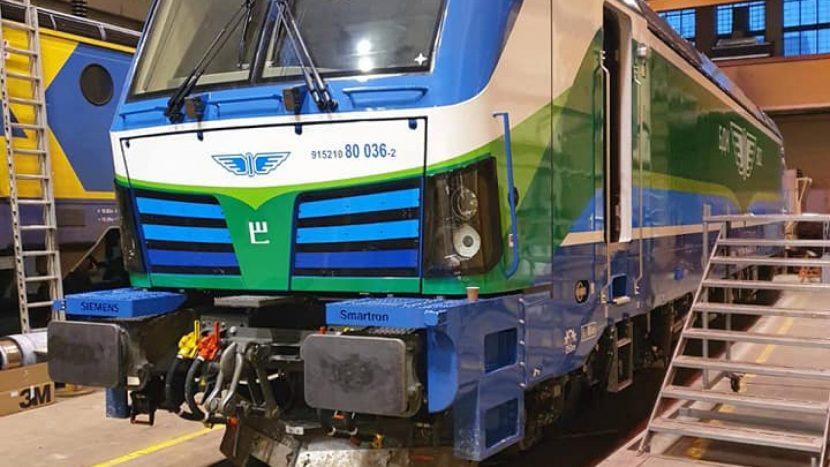 Кръстиха новите локомотиви на БДЖ с имена на ханове