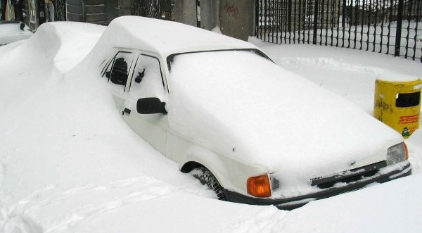 Утре идва още повече сняг към Варна