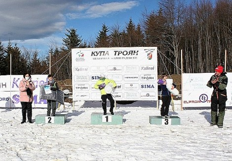 Варненци са трети на ски ориентиране