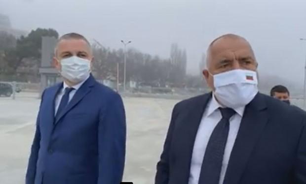 Борисов: Мярката 60/40 запази 10 000 работни места във Варна