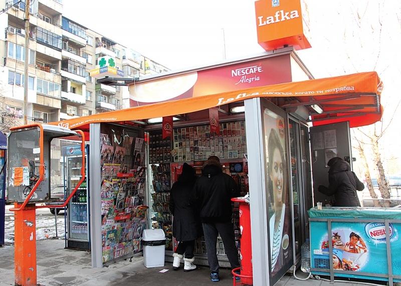 Община Варна не може да премахне изоставените павилиони Lafka