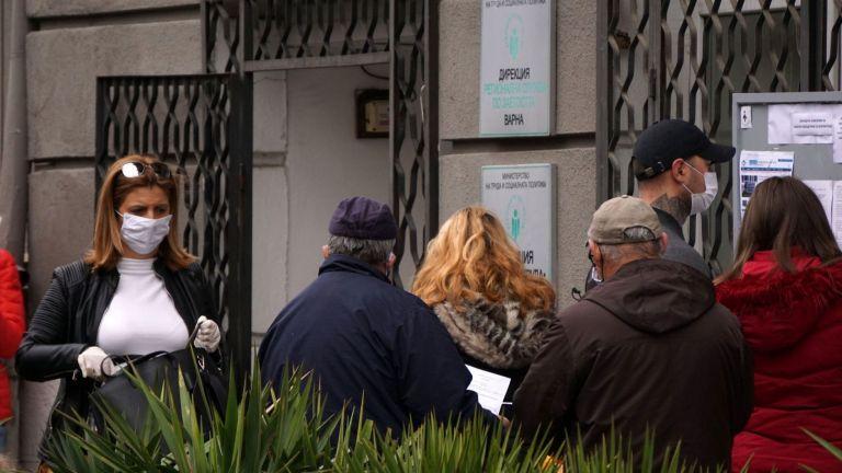 Рекорд за Варна! Втора в странта по брой нови безработни