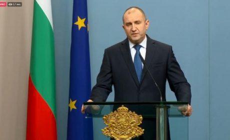 Президентът реши: Изборите ще са на 4 април