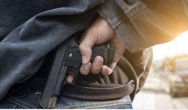 """Дрогиран шофьор извади пистолет в """"Евксиноград"""""""