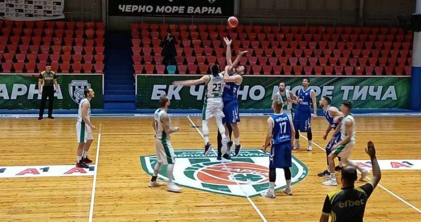 Черно море Тича загуби от Берое без петима основни играчи