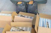 Полицията залови на магистралата във Варна цигари без бандерол за 17 000 лева