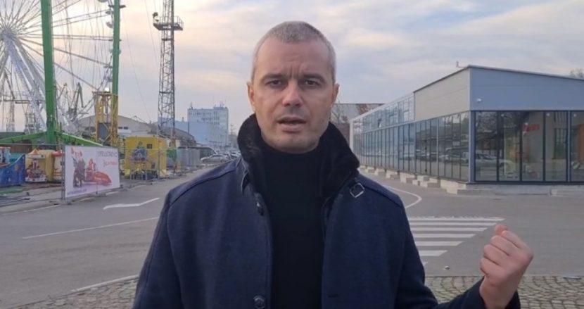 Костадинов: Най-голямата инвестиция в индустрията на Варна за годината е една автомивка на пристанището