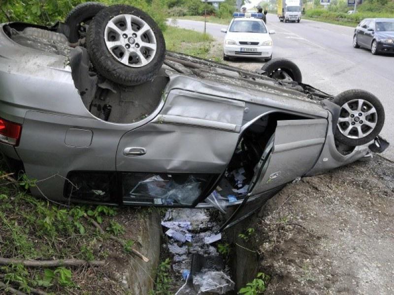 22-годишен с БМВ загина на място във Варненско