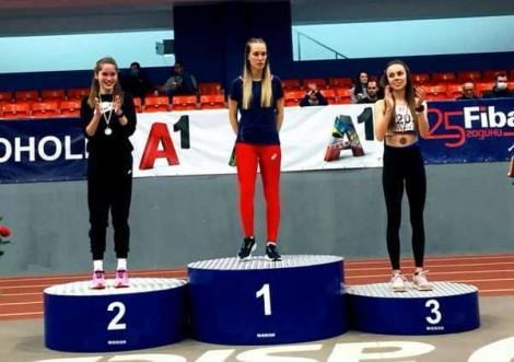 Варненска гордост! 17-годишна със злато и бронз по лека атлетика