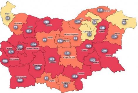 Варна в оранжевата Covid зона, заболеваемостта нараства