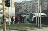 Блъснаха пешеходец на бул.