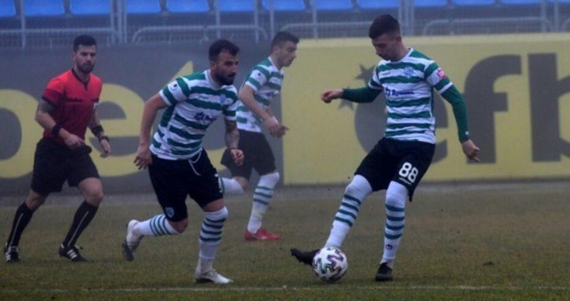 Черно море победи Черноморец с 4:1 в Балчик
