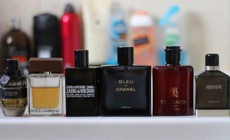 Хванаха мъж да краде парфюми