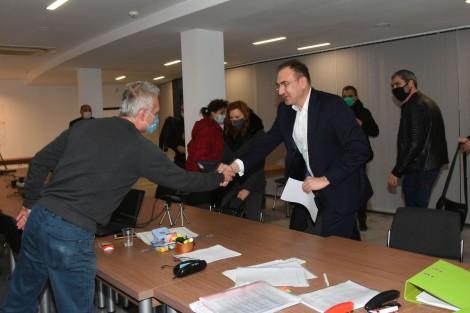 БСП – Варна регистрира листата си за изборите