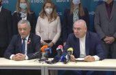 ВОЛЯ И НФСБ представиха водачите на листите си