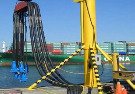 Захранват корабите във Варна с електроенергия от брега