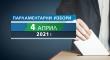 Изтеглиха номерата на партиите за Парламентарните избори 2021