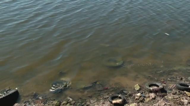 Отпадните води на Аспарухово вече не се изливат в езерото