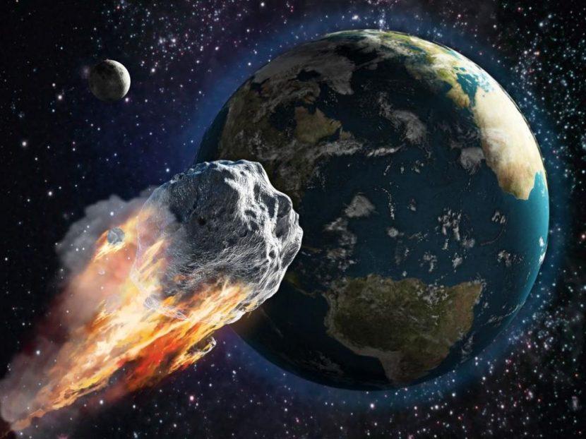 Огромен астероид ще премине покрай Земята на 21 март
