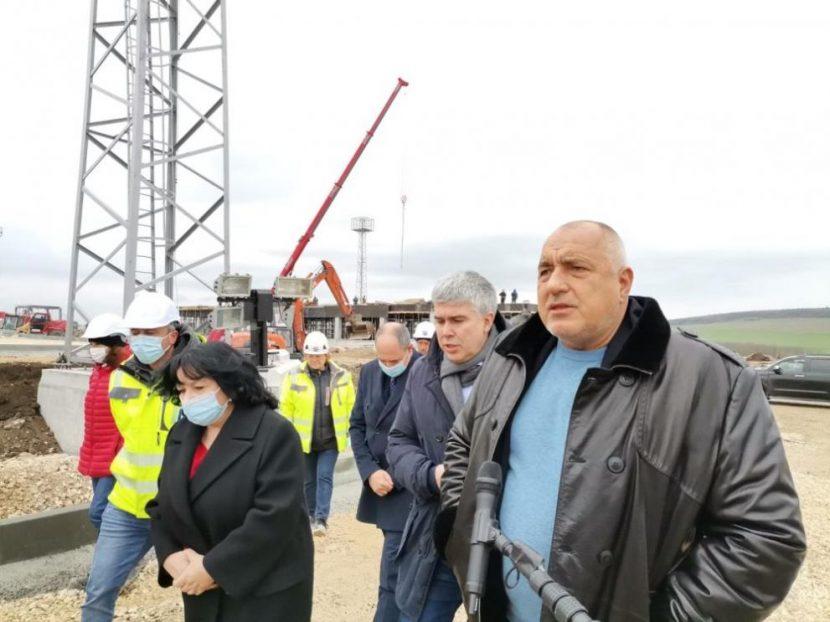 Бойко Борисов: България е вече 100% енергийно независима