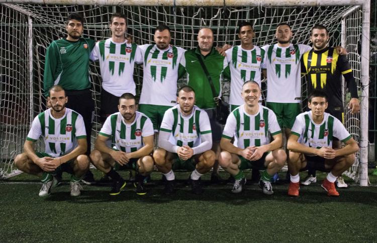 Здрави мачове и много голове в АМФЛ-Варна