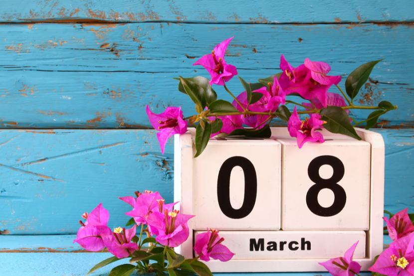 Честит 8 март!