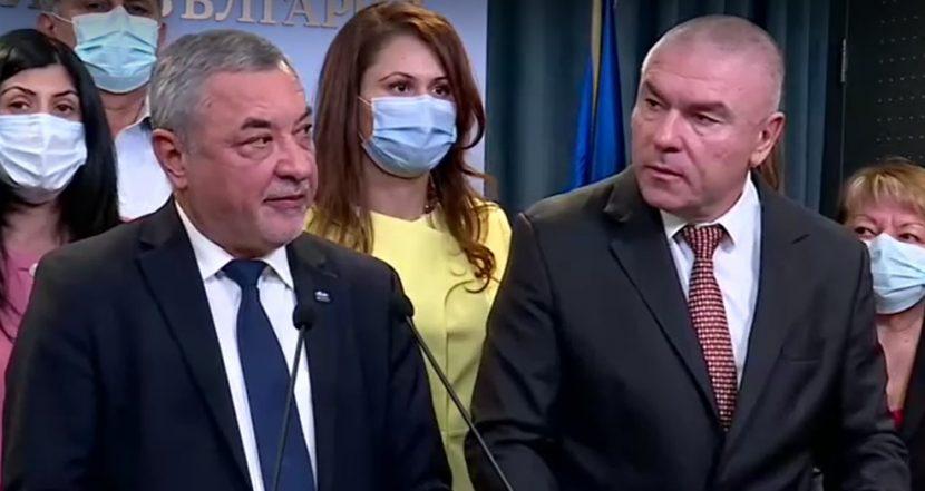 """Листата на """"ВОЛЯ и НФСБ"""" във Варна"""