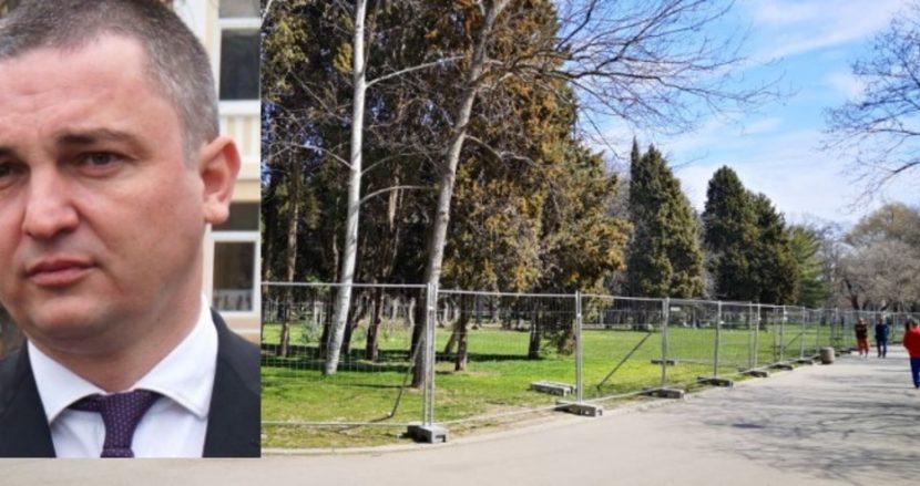 Община Варна: Не сме давали съгласие за ограждане на поляната и Кривото дърво