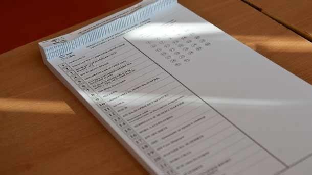 2,4% от гласовете във Варненско са недейсвителни