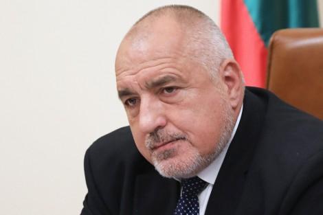 Борисов депозира оставката на Министерския съвет