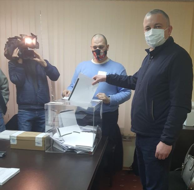 Иван Портних: Гласувам за развитието на Варна