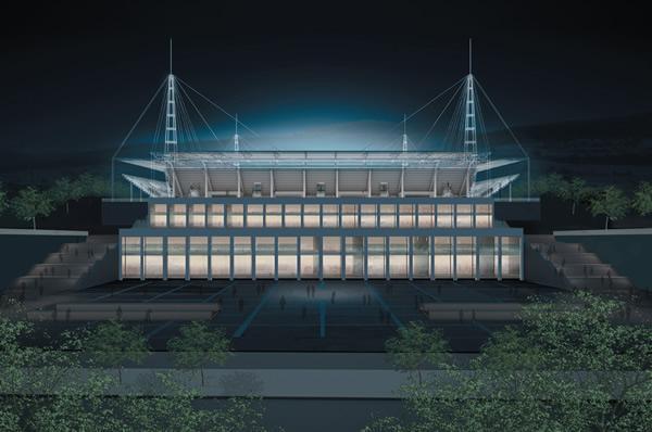 """Стадион """"Варна"""" ще бъде завършен през 2022 година?"""