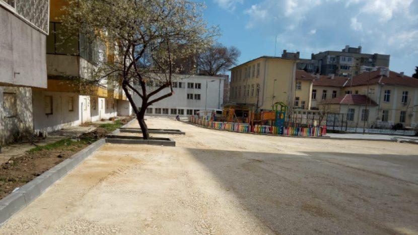 Нов паркинг във Варна провокира напрежение сред живеещи в съседство