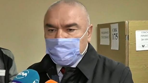 Веселин Марешки: Гласувах за чисти политици и чисти партии