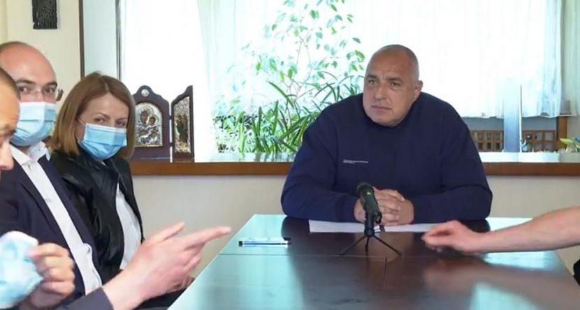 Борисов: Слави Трифонов носи цялата отговорност за провалените следващи избори