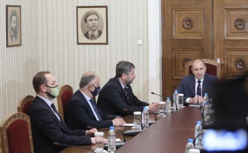 Христо Иванов: С 27 депутати не може да заявим претенция за третия мандат