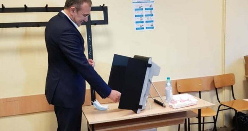 "Гуцанов: ""Днес гласуваме за спокойствие, сигурност и предсказуемост"""
