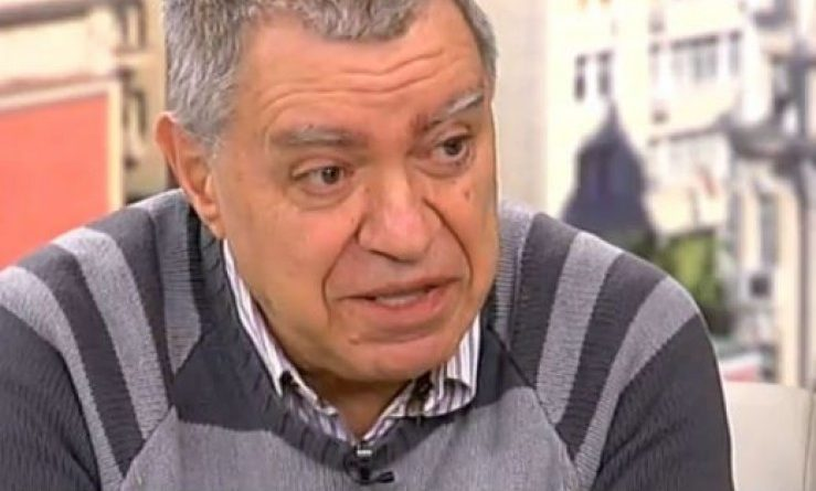 Проф. Константинов: Отиваме към правителство с пълна подкрепа