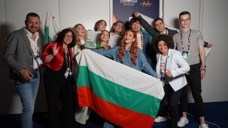 Виктория Георгиева и България се класираха на 11-то място на Евровизия