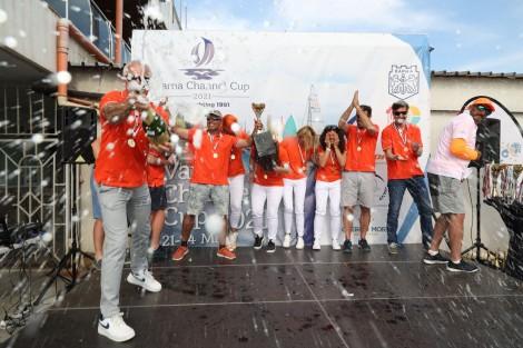 Яхтата Chocolate триумфира на Varna Channel Cup