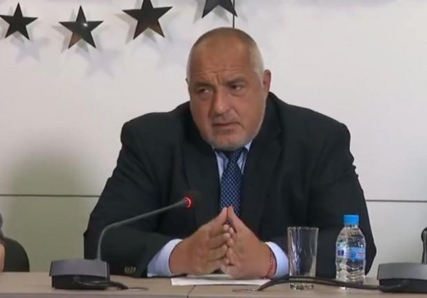 Борисов: Парламентът обслужва интересите на кандидат-президента Радев