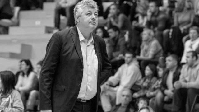 Почина легендата в родния баскетбол Спас Натов