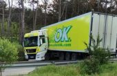 Възстановено е движението по пътя Варна – Добрич