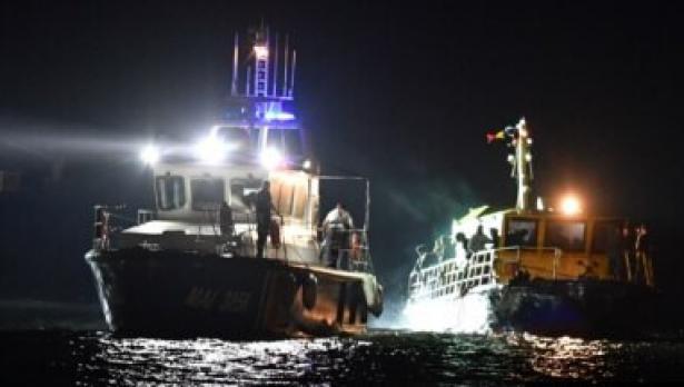 Риболовен кораб изчезна, откриха телата на трима моряци