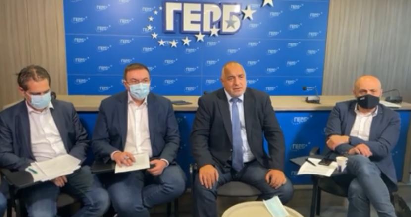"""Борисов: """"Цяла седмица не казват нищо кой е подслушван"""""""