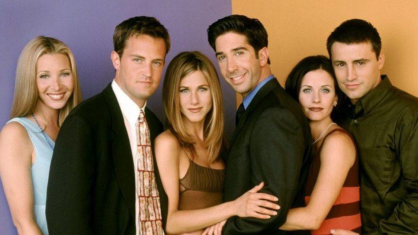 """17 години след последния епизод: """"Приятели"""" се завръщат днес"""