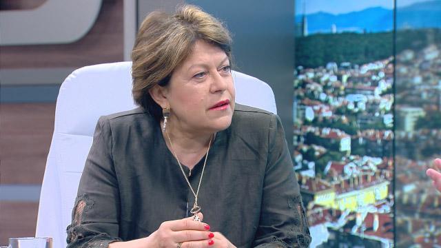 """Татяна Дончева: Оставам в коалицията """"Изправи се! Мутри, вън!"""" за изборите"""